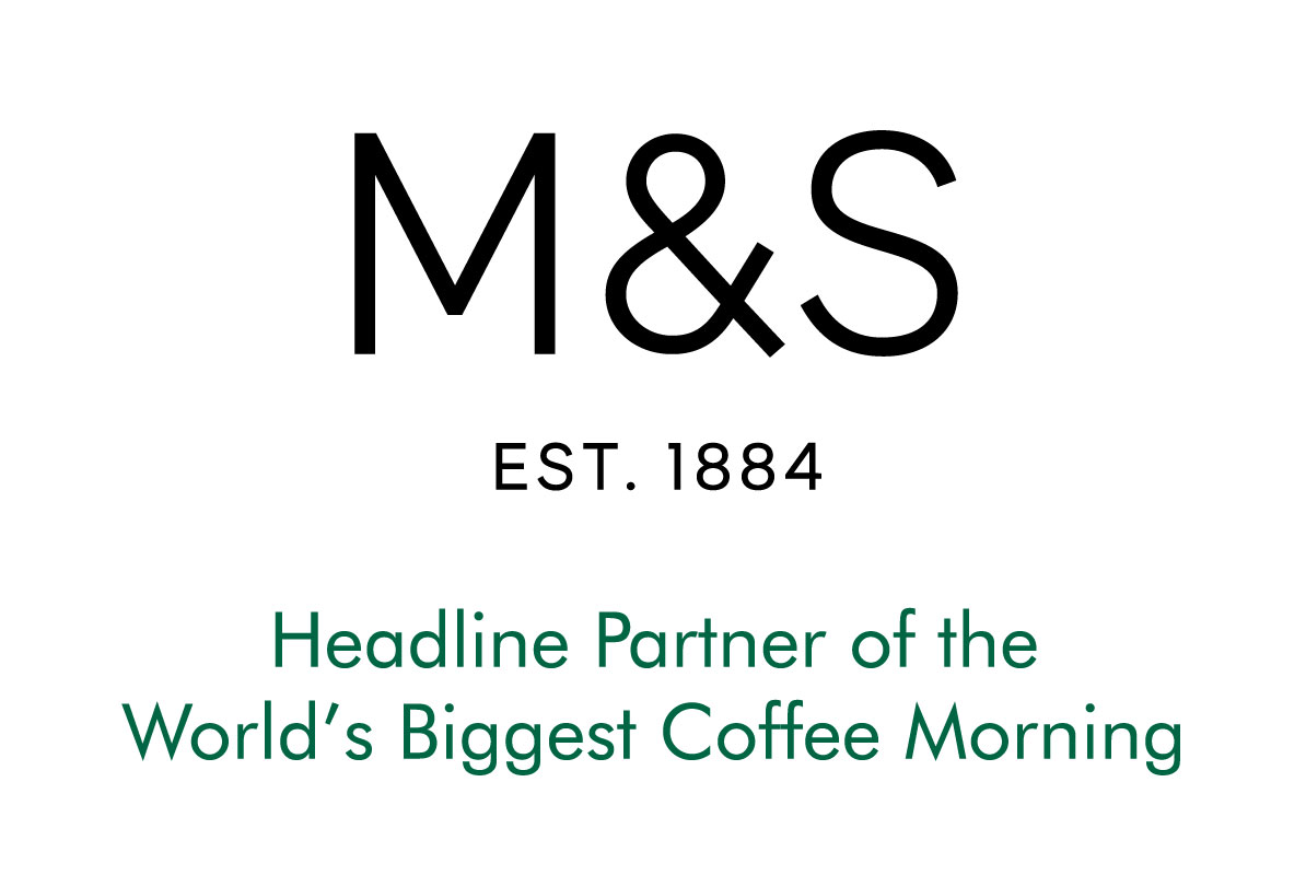 M&S Headline partner of the World's Biggest Coffee Morning