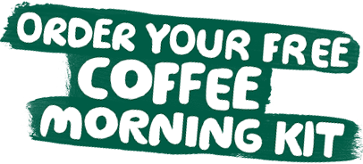 Order your free coffee morning kit